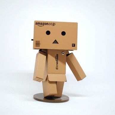 Amazon Package Figure