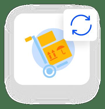 Replenishment Icon